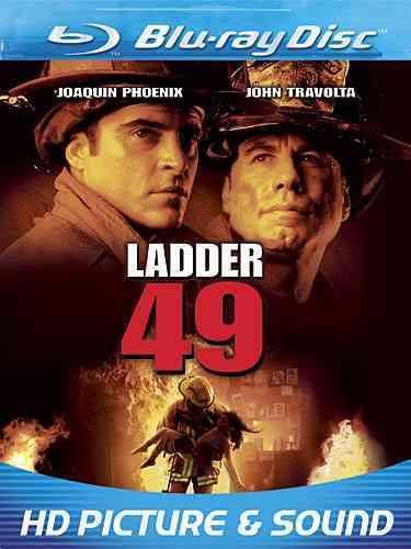 LADDER 49 BY TRAVOLTA,JOHN (Blu-Ray)